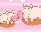 猪妈妈和小猪